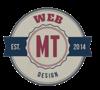 MT WEB DESIGN Logo